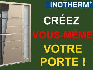 WILSON : Configurateur de portes d'entrée INOTHERM