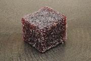 Pâtes de fruits groseille-framboise
