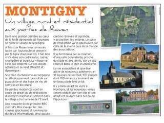 Présentation de Montigny