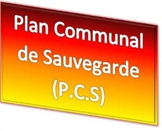 PCS Plan Communal de Sauvegarde