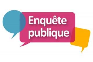 ENQUETE PUBLIQUE - PLAN LOCAL D URBANISME