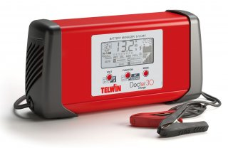 Chargeur voiture TELWIN Doctor Charge 30A 6-12-24V