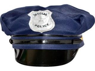 Casquette Policier Américain
