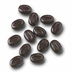 Grains de café en chocolat