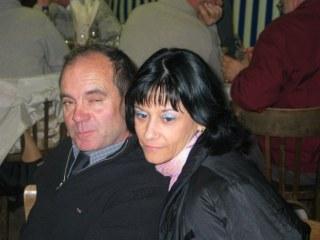 Christian et Pascale