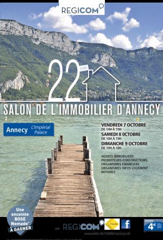 22ème Salon de l'Immobilier d'Annecy