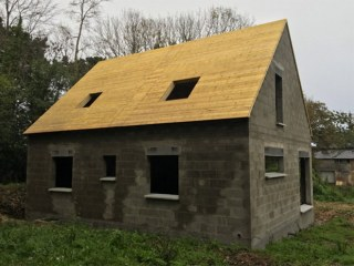 Maison à CLOHARS-CARNOËT
