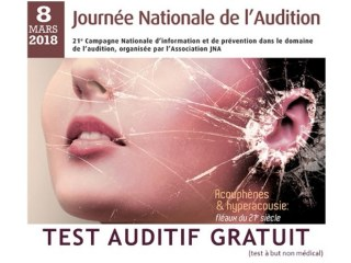 JOURNEE NATIONALE DE L AUDITION