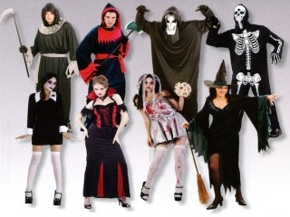 Costumes adultes Halloween