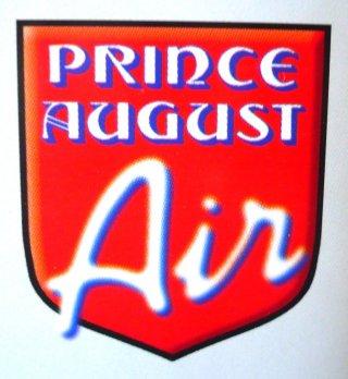 PRINCE AUGUST AIR