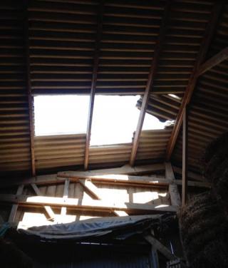 Réparations toiture