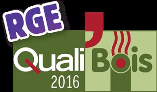 RGE QUALIBOIS 2016