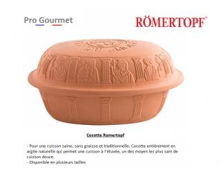 Römertopf & Baeckeoffe