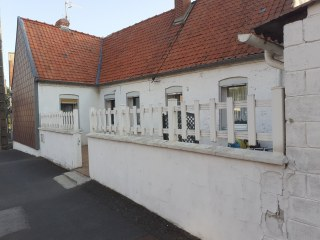 peinture façade Agny