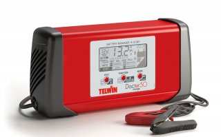 Chargeur voiture TELWIN Doctor Charge 50A 12-24V