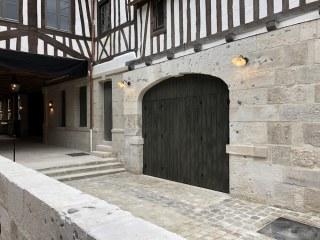Aître Saint Maclou Rouen