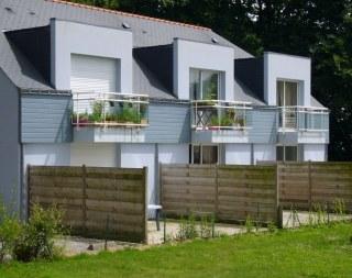 T2 avec balcon sur Languidic