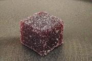 Pâtes de fruits à la myrtille