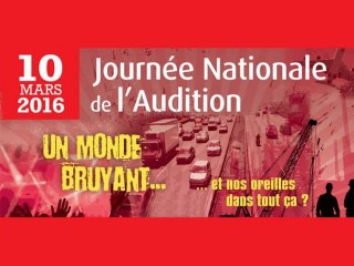 Journée Nationale de l'Audition