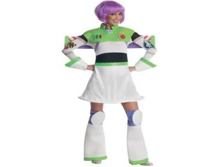 Costume Miss Buzz l'Eclair