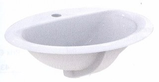 Vasque Porcelaine série ULYSSE - PORCHER