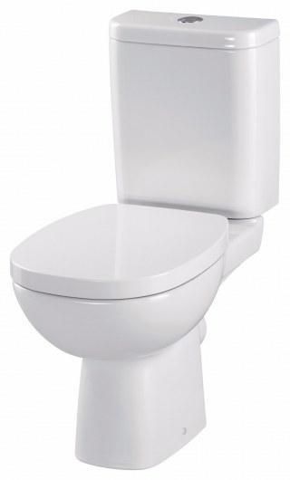 Pack WC sortie horizontale blanc série FACILE