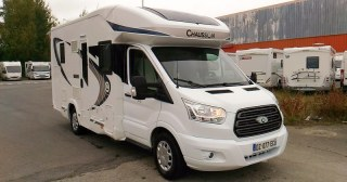 OCCASION RECENTE CHAUSSON WELCOME 610