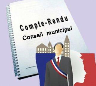 2015/03/23 Compte rendu du Conseil du 23 mars
