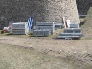Echa's installation de chantiers