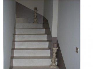 Construction d'un escalier en béton à bandol