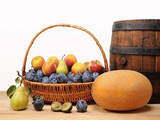 Récoltes fruits