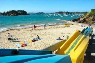 La plage de l'Islet