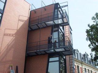 Escalier métallique : nos réalisations