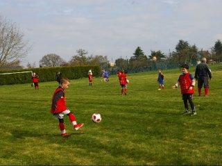 FOOTBALL Entente Sportive Montigny La Vaupalière