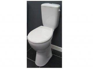 Packs WC Sortie Horizontale Blanc NF