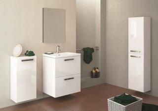 Meuble de salle de bains à suspendre série MELAR