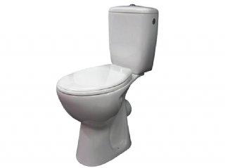 Packs WC Sortie Horizontale Blanc