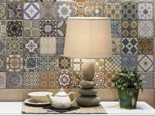 CARRELAGE MURAL PATCHWORK