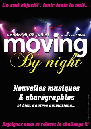 MOVING BY NIGHT