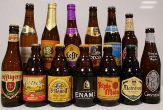 Nos bières belges