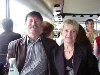 Martine et Bernard