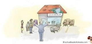 Les commerces, artisans et services médicaux