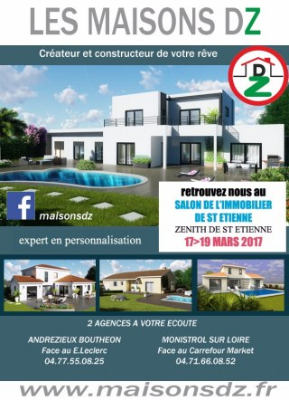 Salon de l'immobilier Saint Etienne