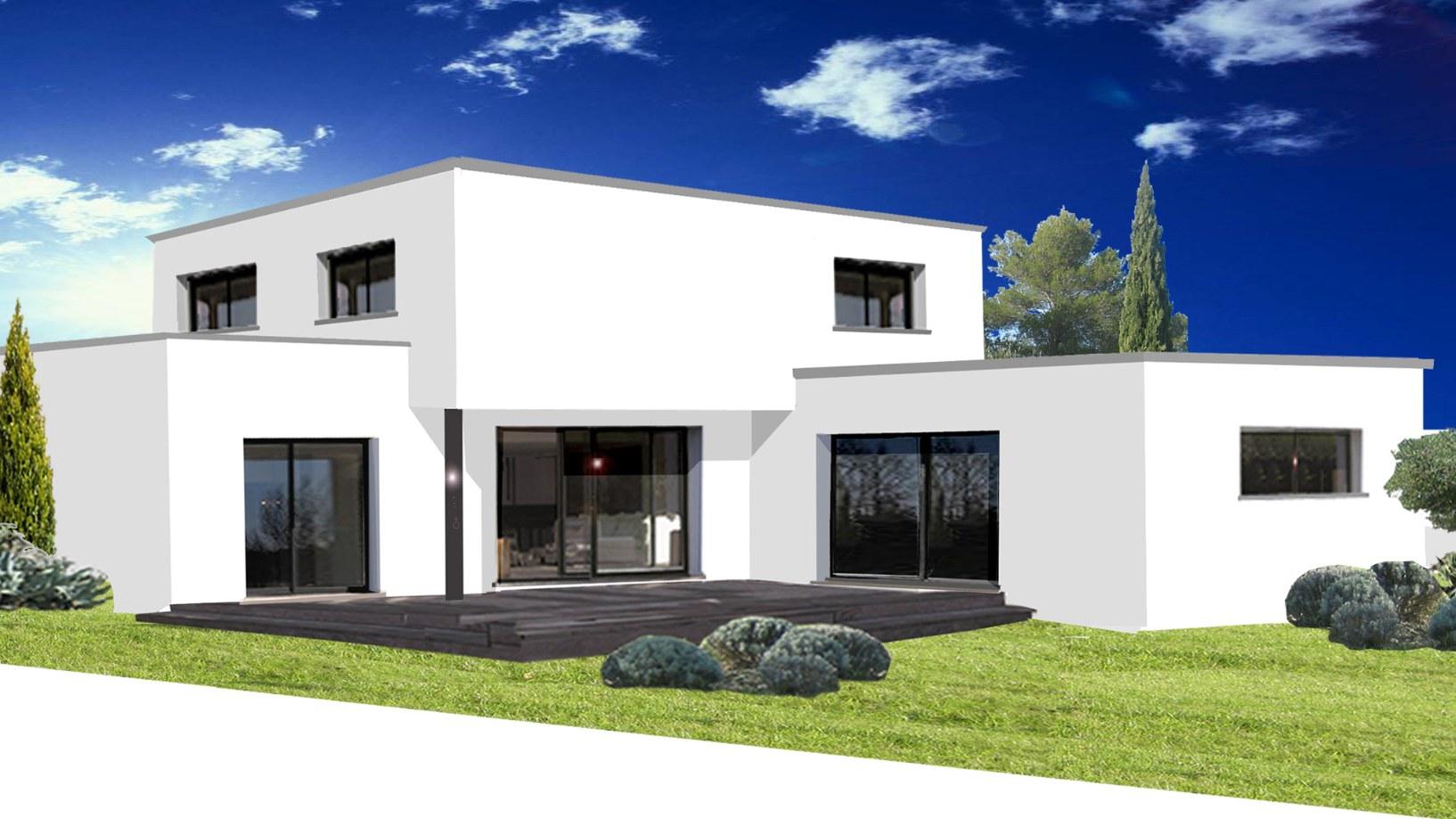 Constructeur maison hérault Juvignac