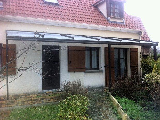 Esprit d'ouvertures pergola polycarbonate aluminium 1247 veranda alu terrasse devis design prix chevron