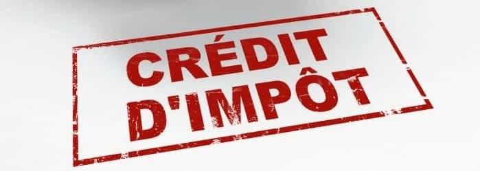 credit impots