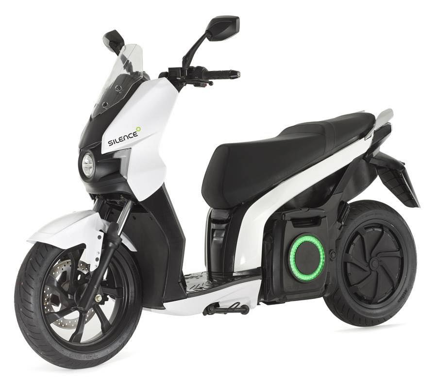 SCOOTER ELECTRIQUE SILENCE