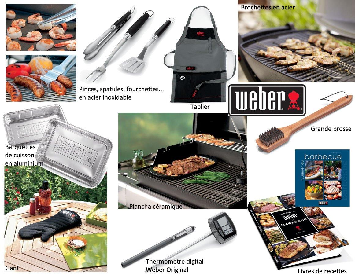 accessoires Weber