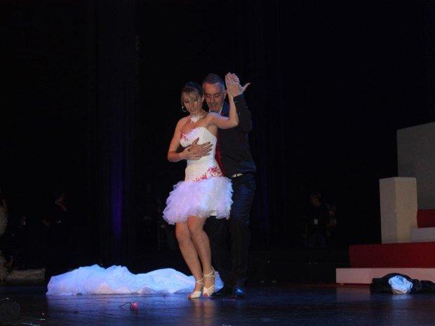 Cours de danse de mariage
