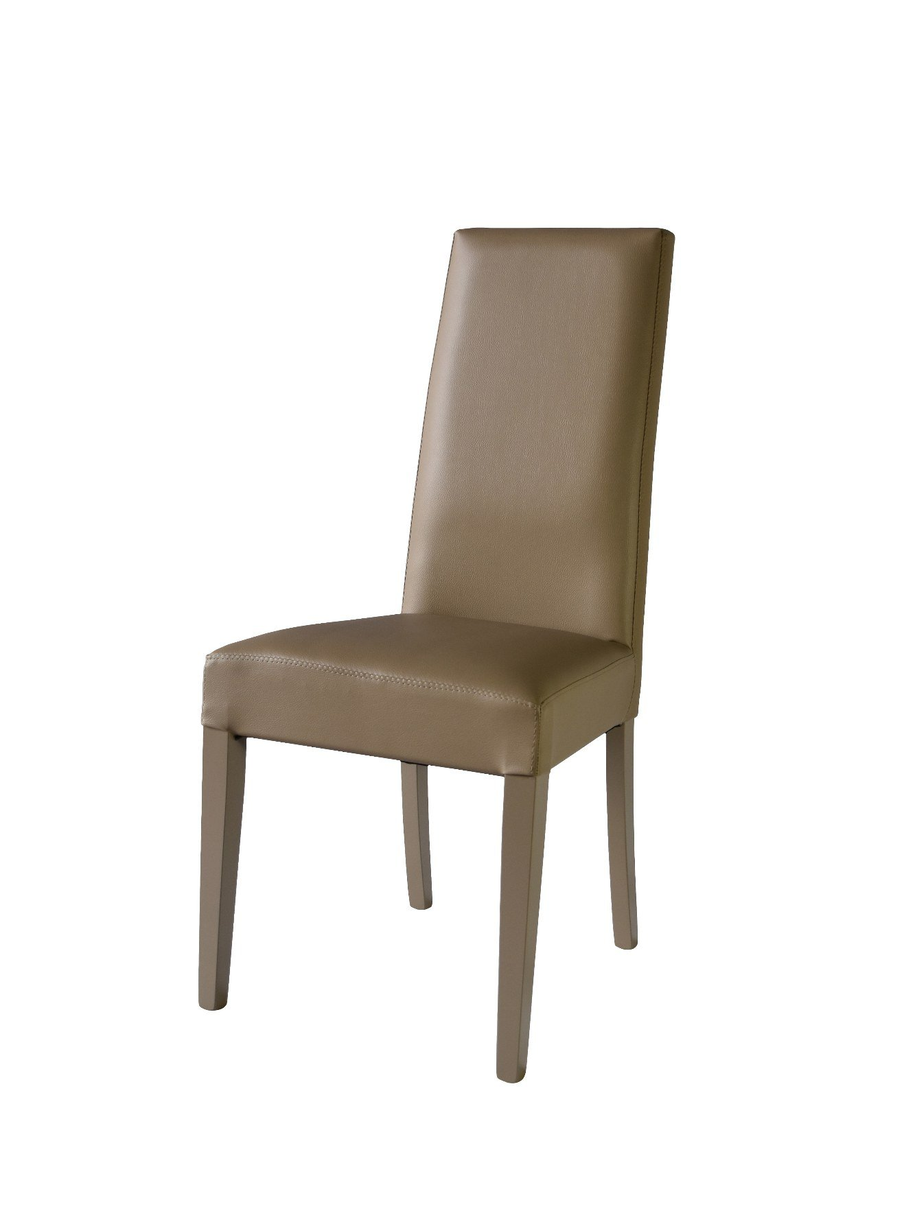 chaise gloria taupe
